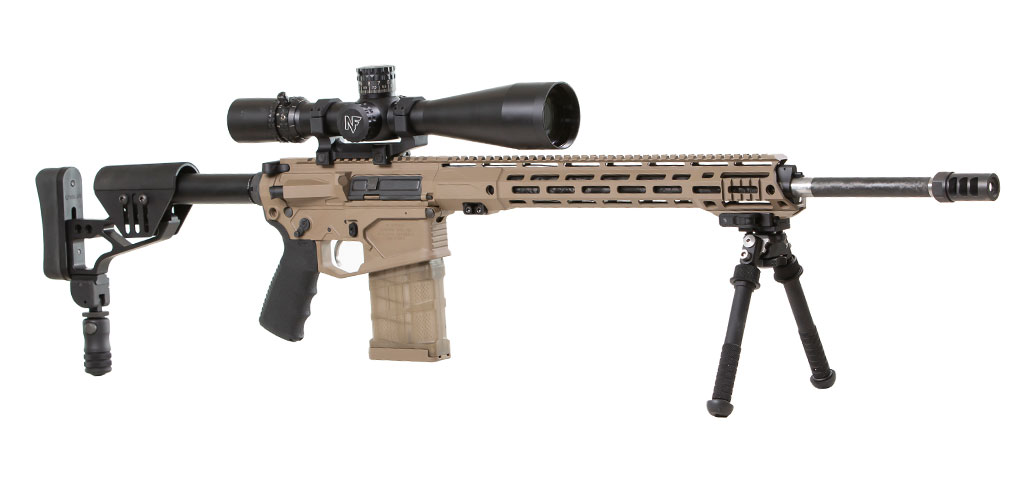 F4 Defense - AR15 Rifle Manufacturers - Small Frame AR10s + Accessories